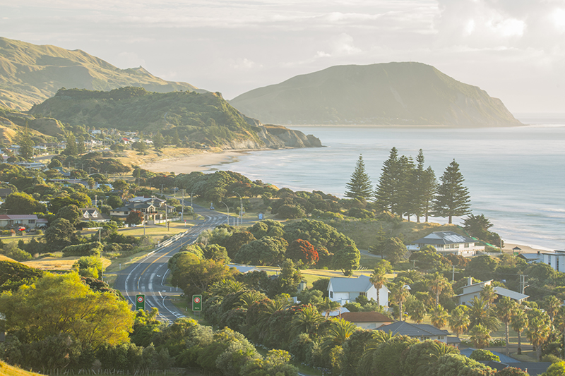 Consultant Psychiatrist (General Adult) – Start your morning off with a surf at sunrise – Gisborne, North Island