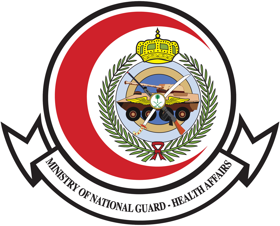 Ministry of National Guard Health Affairs Logo